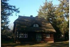 Bild: altes Jagdhaus