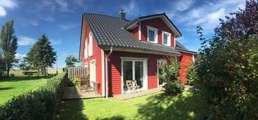 Bild: Ostsee Schwedenhäuser in Breege-Juliusruh