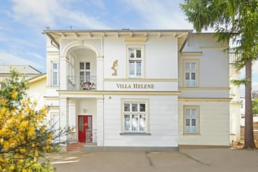 Bild: Villa Helene - dem Strand zum Greifen nah...