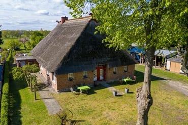 Bild: *NEU* Dierhäger Bauernhaus im Ostseebad Dierhagen