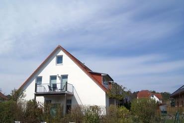 Bild: FeWo mit 2 Balkonen