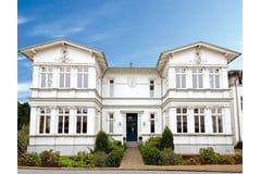 Bild: Villa Alt Ahlbeck FW Rauschenbach 120m zum Strand
