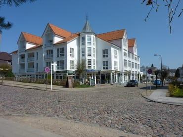 Bild: Ferienapartment im Ostseebad Sellin mit Südbalkon