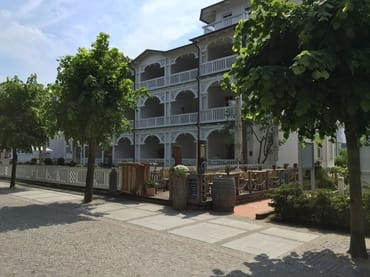 Bild: Villa Seeadler, barfuß an den Strand, 2Räder incl.