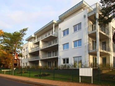 Bild: Ferienwohnung Perlmutt Dünenresidenz Heringsdorf