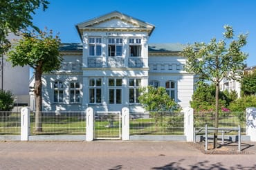 Bild: Villa Emanuel mit Meerblick