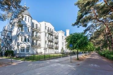 Bild: Appartements Haus Tannenburg