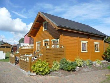 Bild: Inselhütten
