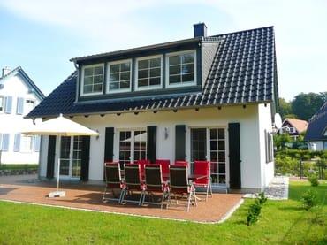 Bild: Ferienhaus am Küstenwald