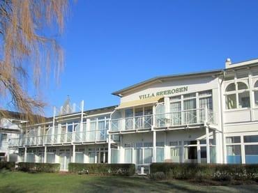 Bild: Villa Seerosen, BINZ, Schmachter See, Seepromenade