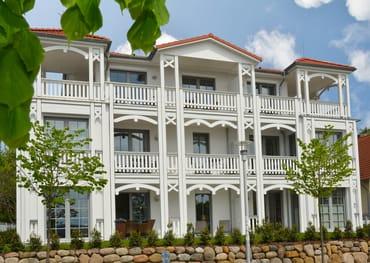 Bild: Villa Annika Penthauswohnung, zwei große Balkone