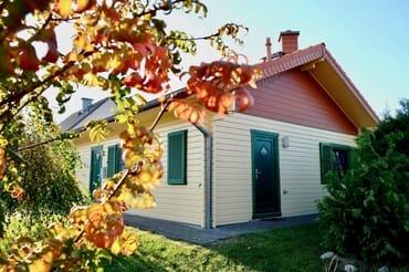 """Bild: Ostsee-Ferienhaus """"Haus Ostseezauber"""""""