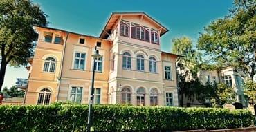 Bild: Villa Bellevue - Ferienwohnung 6