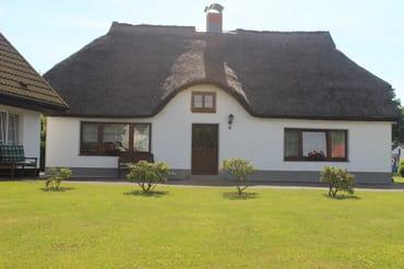 Bild: Ferienwohnung mit sonnigem Innenhof