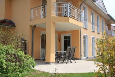 Bild: Ferienwohnung Waldidyll in Karlshagen