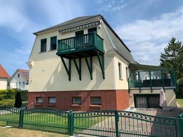 Bild: Grünes Haus