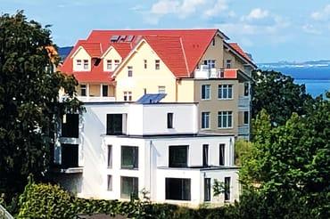 Bild: Villa Bergfrieden Terrassenhaus