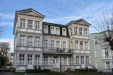 Bild: Villa Ahlbeck - Herzmuschel
