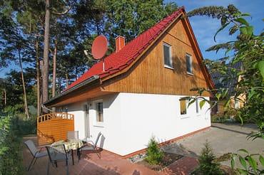 Bild: Ferienhaus Wittower Heide, nur 150m zum Strand