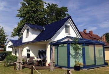 """Bild: Das """" kleine"""" Niedliche  mit Sauna, Wintergarten"""