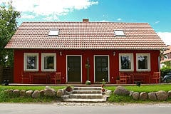 Bild: Ferienhaus JoJo 2 in Glowe, 100 m zum Ostseestrand