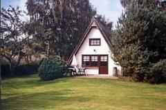 Bild: Finnhütte auf Mönchgut