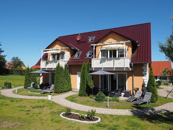 Bild: Ferienhaus Korswandt