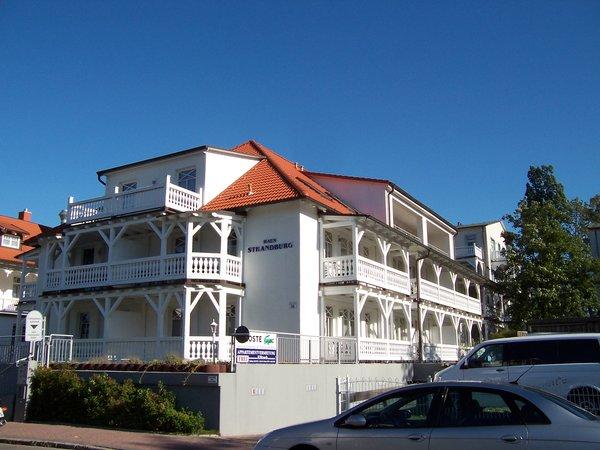 Bild:  Apartment Riedgras Haus Strandburg