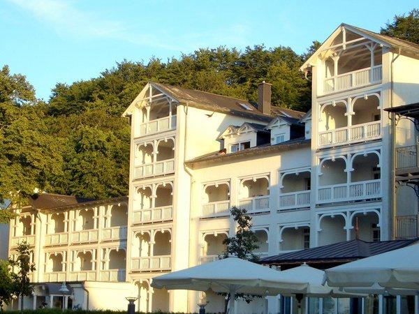 Bild: Aparthotel Ostsee, BINZ, 1. Reihe, Meerblick
