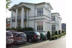 Bild: Villa Alt-Ahlbeck , 150 m zum Strand,Terrasse