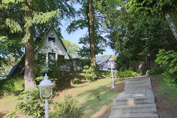 Bild: Finnhaus in Heringsdorf