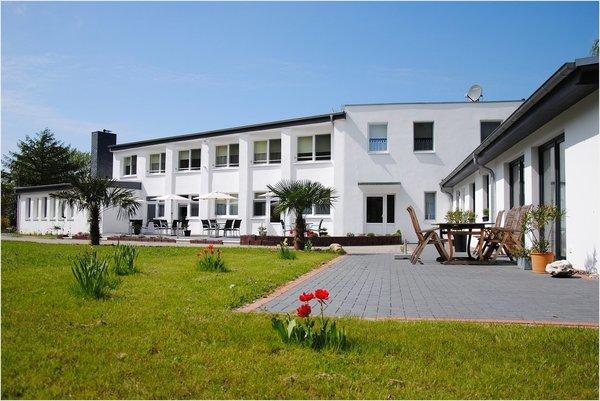 Bild: Ferien-Appartementanlage Weiße Möwe strandnah