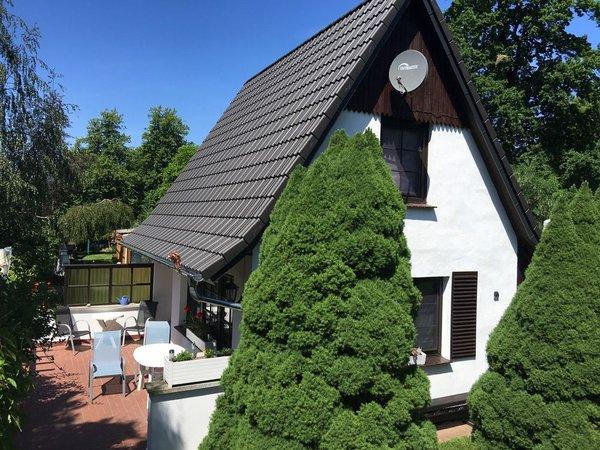 "Bild: Ferienhaus ""Grüne Oase"""