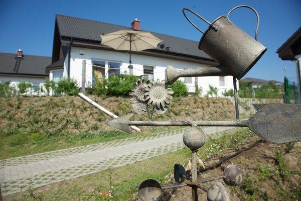 Bild: Ferienhaus am Südhang