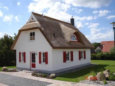 Bild: FH Sommerwind - Reetdachhaus mit Charme & Flair