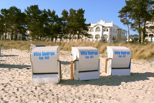 Bild: Strandvilla Gudrun m. traumh. Meerblick (1. Reihe)