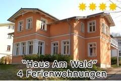 """Bild: Ferienwohnungen """"Haus Am Wald"""""""