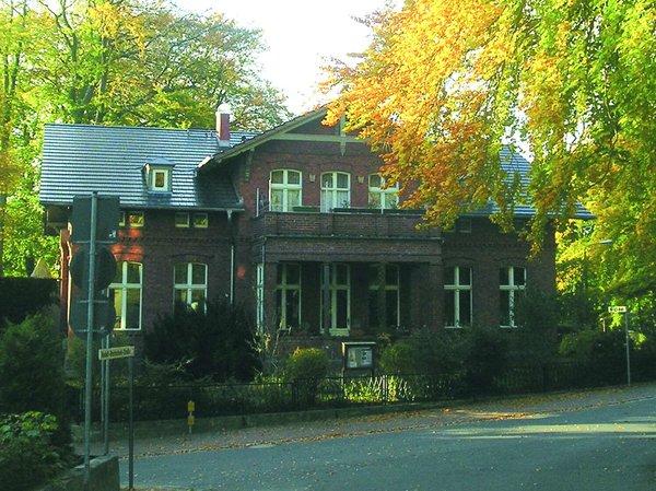 Bild: Ferienwohnung im Pfarrhaus Heringsdorf