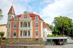Bild: Deluxe-Urlaub in der Villa Gruner -200m zum Strand