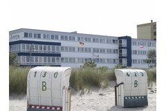 Bild: Strandhotel Heiligenhafen direkt am Strand
