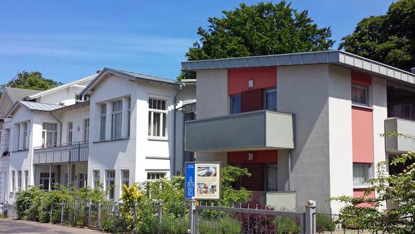 Bild: Villa Jasmin**** Bäderarchitektur alt und neu