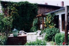 Bild: Ferienhaus im Grünen