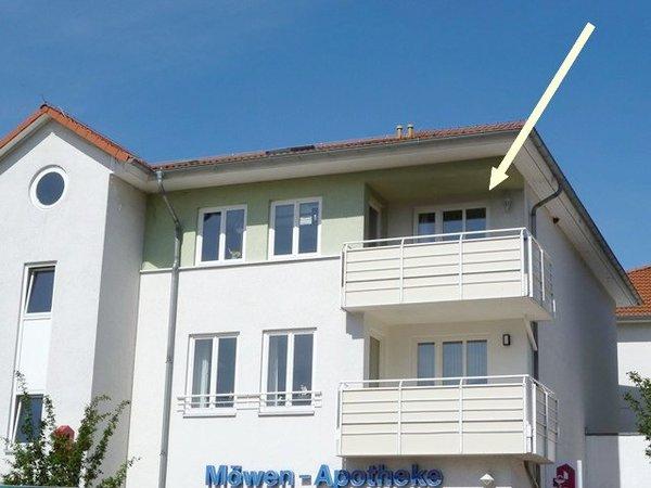 Bild: Ferienwohnung  mit Ostseeblick in Karlshagen