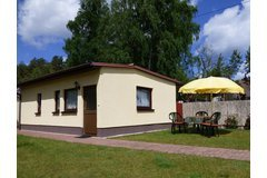 Bild: Bungalow am Waldesrand