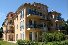 Bild: Kurparkresidenz - Appartements am Strand von Baabe