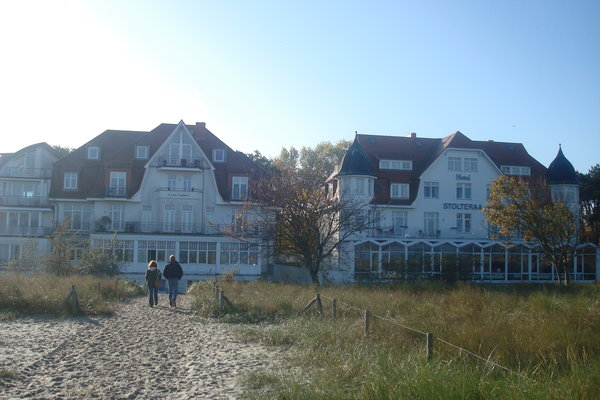 """Bild: Strandvilla UNDINE, """"Caroline"""" u. """"Achterdeck"""""""