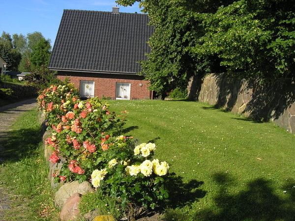 """Bild: """"Öko-Ferienhaus am alten Gutspark"""""""