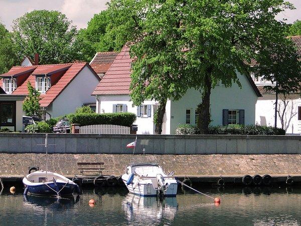 Bild: Muschel u. Auster, am Alten Strom, PKW-St. gratis