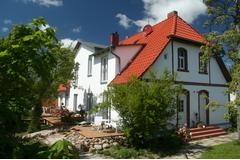 Bild: Landhaus Windrose - komfortabel, modern, gemütlich