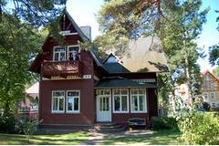 Bild: Villa Kieferngrund - Direkt am Meer